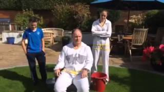 Lookers Chief Executive, Andy Bruce | Ice Bucket Challenge
