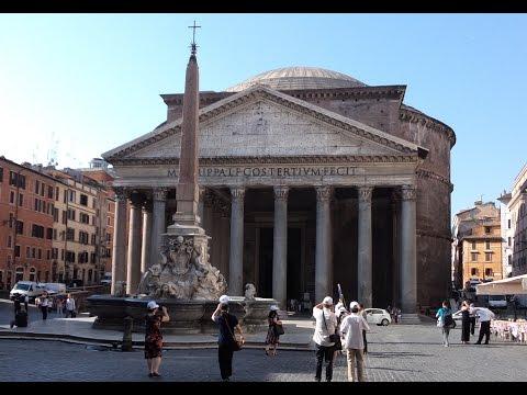My trip to Rome Day 3 (Pantheon, Campidoglio...) (July 2015)