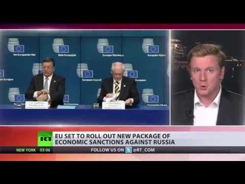 EU to roll out new sanctions against Russia despite E. Ukraine ceasefire
