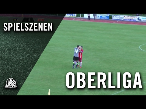 Buxtehuder SV - SV Curslack-Neuengamme (Oberliga Hamburg) - Spielszenen | ELBKICK.TV