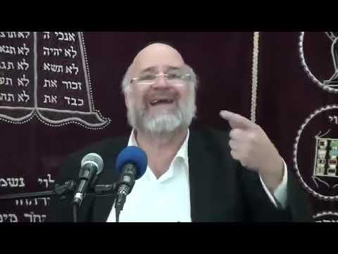 הרב ברוך רוזנבלום   פרשת וארא ה׳תש״פ