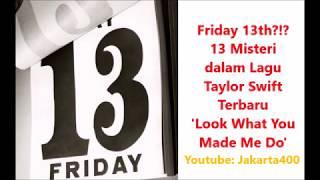 "Video Mengubur Taylor Swift? Misteri Lagu Terbaru ""Look What You Made Me Do"" #YtCrash Indonesia download MP3, 3GP, MP4, WEBM, AVI, FLV September 2017"