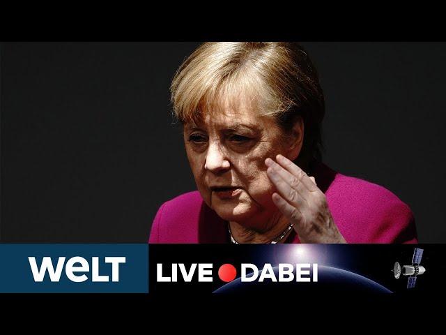 INFEKTIONSSCHUTZGESETZ: So will Kanzlerin Merkel die Bundesnotbremse durch den Bundestag bringen