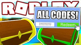 ALL CODES IN BUILD A BOAT FOR TREASURE   Roblox
