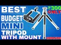 Best budget tripod for mobile only on Amazon