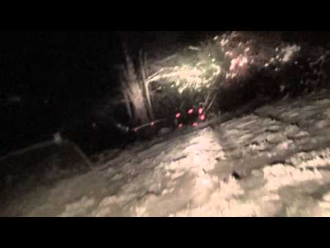 Haunted Freetown Forest - H.O.G.S Hunters of Ghosts AMAZING REAL PARANORMAL EVIDENCE