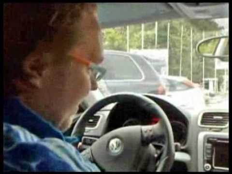 Тест-драйв: Volkswagen Sirocco [СиДр] ч.1