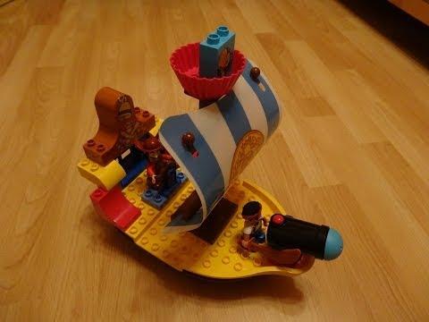 """""""LEGO DUPLO 10514 PIRATENSCHIFF BUCKY"""" -Vorstellung"""