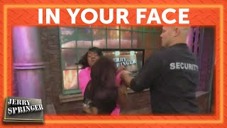In Your Face | Jerry Springer