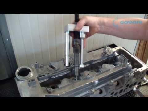 Broken Bolt Removal >> 311171000 - Injector extraction kit for Mercedes Benz 2.1, 2.2, 3.0 V6 engines - YouTube