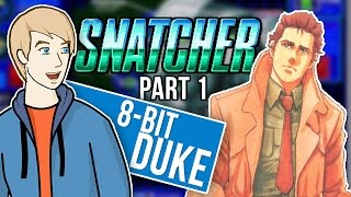 Snatcher Retrospective: Part 1 - The 8-Bit Duke