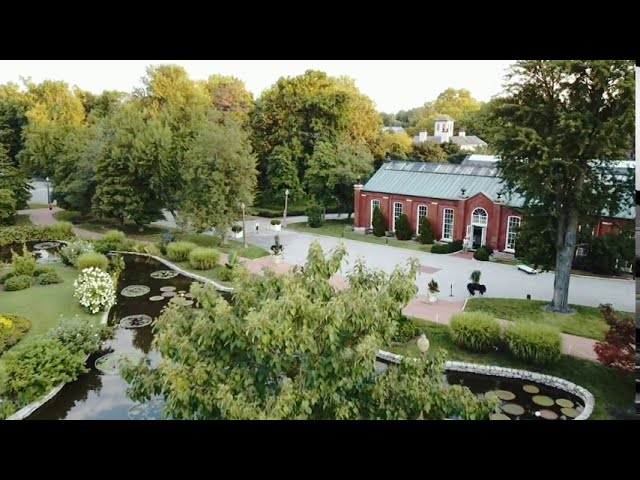 Tower Grove Park STL   Mavic Mini DRONE FOOTAGE