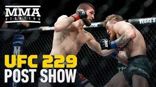 STORY After UFC 229