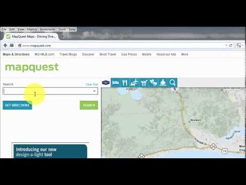 How to Use Mapquest