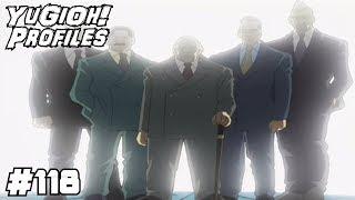 Yugioh Profile: The Big Five