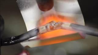 видео Серебряные припои для холодильного оборудования и кондиционеров