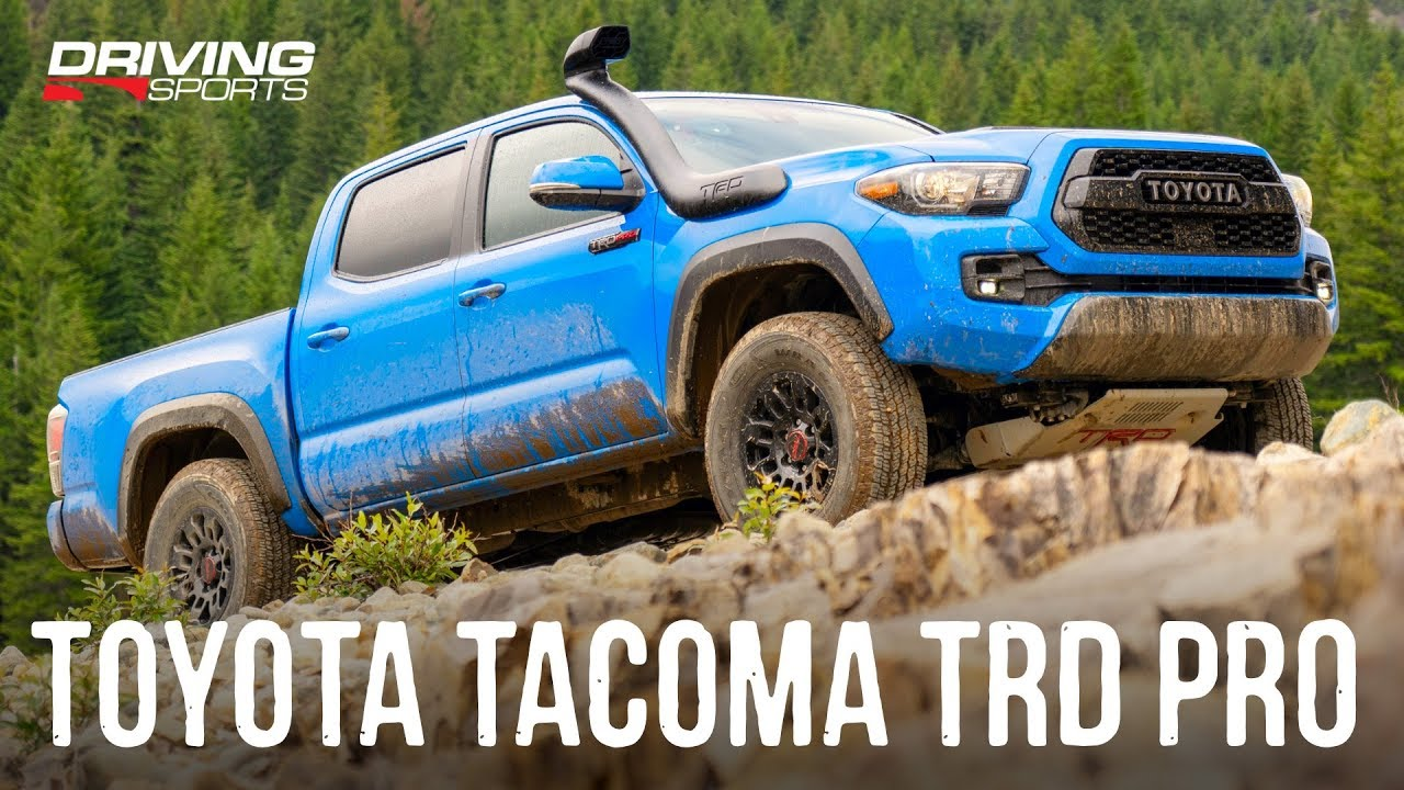 2020 Toyota Tacoma Diesel Trd Pro Wallpaper
