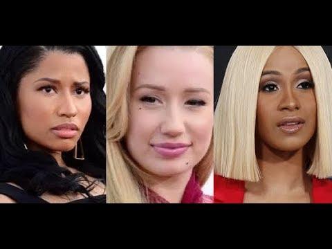 Iggy Azalea Chooses SIDES Cardi B vs Nicki Minaj BUT was Just AGAINST Women Going AGAINST Each other