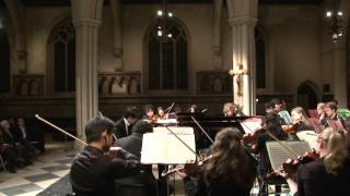 Hornton Chamber Orchestra - Mozart Piano Concerto No.20 in D minor K466