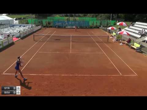 Strakhova Valeriya v Bouzkova Marie - 2016 ITF Leipzig