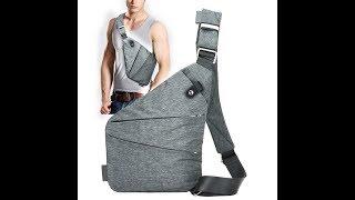 мужская сумка через плечо aliexpress интернет