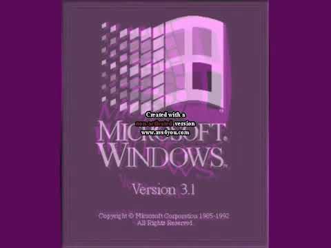 Hidden Windows 3.1 Effects 2 2 StceffE 1.3 SwodniW