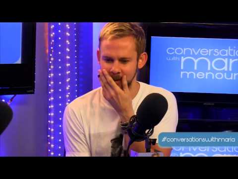 Dominic Monaghan | Conversation with Maria Menounos | April 8th, 2014