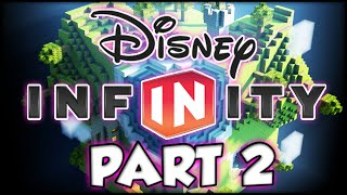 Disney Infinity 3 - Blitz Box - Part 2 - The Bank! (HD) (Toy Box)
