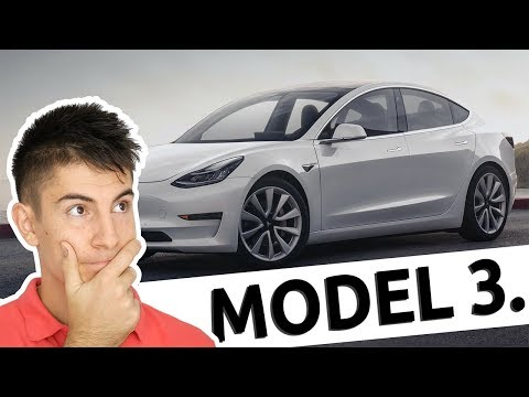 Thinking About Buying a Tesla Model 3?