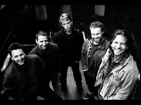 Pearl Jam - Off He Goes lyrics