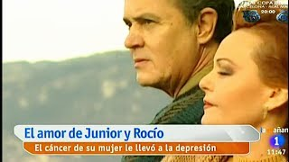 El amor de Junior y Rocío