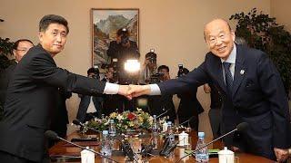 Разрядка напряженности в Корее