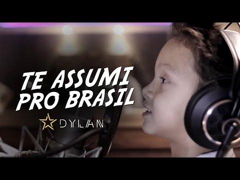 (Cover) Te assumi pro Brasil. Matheus e Kauan. By Dylan