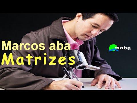 MATRIZES  -  Noções básicas - Aula 01