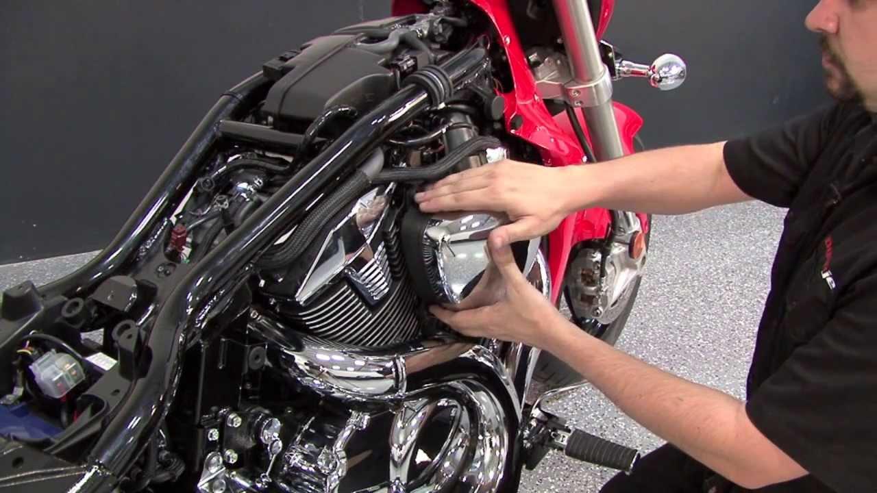Power Commander 5 Install: 2013 Suzuki M109R  YouTube