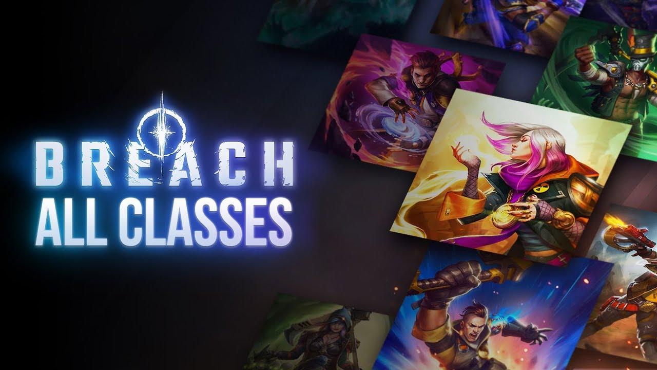Breach | All Classes Quick Look – Alpha Test