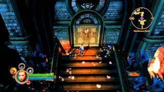 Dungeon Siege 3 Demo Part 1 [HD]