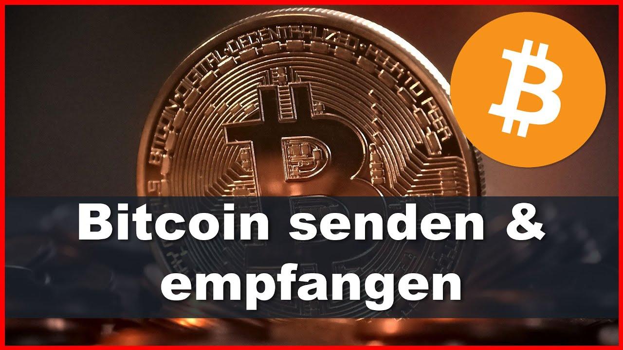 Bitcoin Kaufen Und Senden