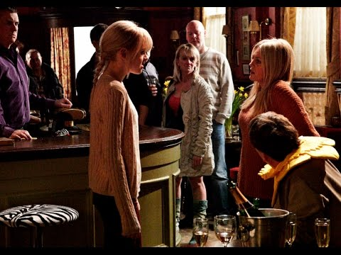EastEnders - Lucy Beale Vs. Mandy Salter (1st March 2012)