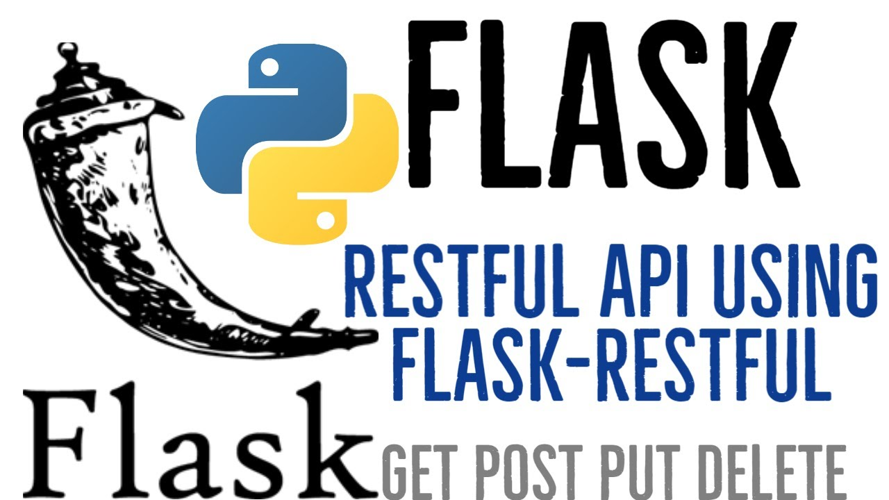 Creating a RESTFul API With Flask 2 - Creating a RESTful API using Flask-RESTful