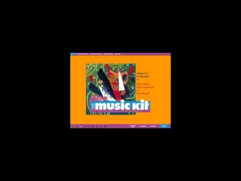 Using the Music Kit PC Version