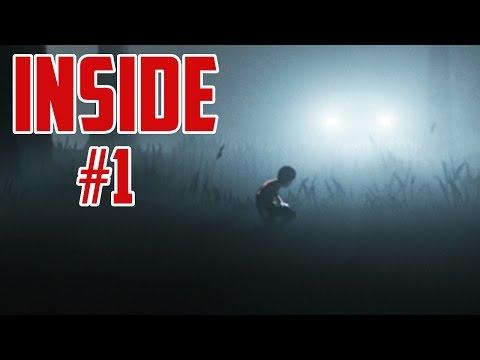 INSIDE прохождение 1 серия - ЭТО ПОХОЖЕ НА LIMBO 2