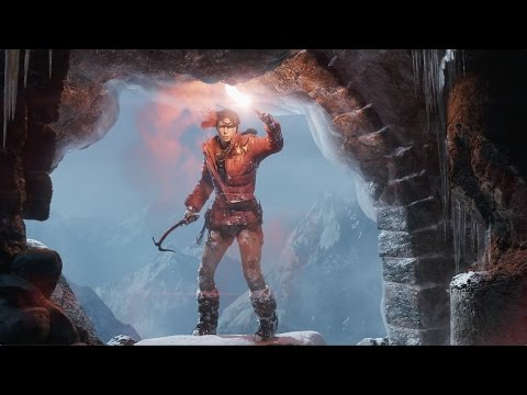 Rise of the Tomb Raider E3 Teaser Trailer