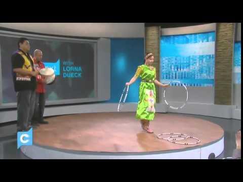 Native Hoop Dance | Tribal Vision Dance