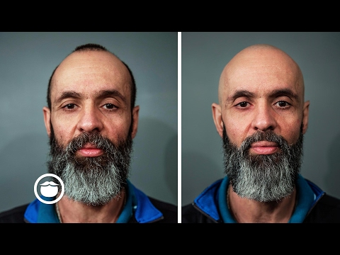 Maintaining Your Wiry/Coarse Beard | Cut and Grind
