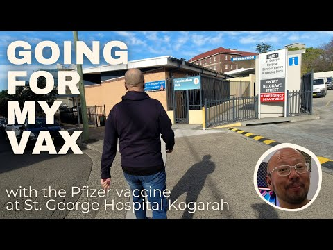 What It's Like Getting Vaccinated in NSW