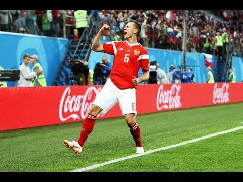 Giro da Copa: a surpreendente campanha da Rússia