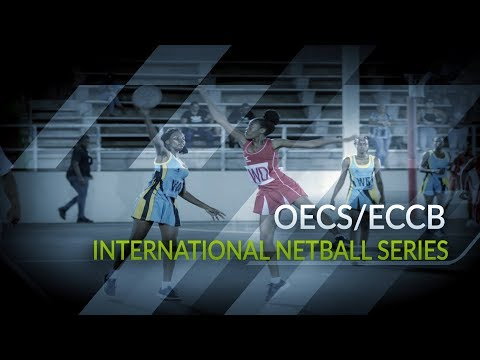 ECCB Connects Season 10 Episode #7   OECS/ECCB International Netball Series