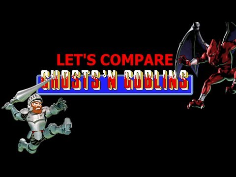 Let's Compare ( Ghosts 'n Goblins )