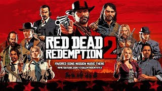 Red Dead Redemption 2 - Favored Sons Mission Music Theme [Full]